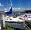 1982 Sovereign 24 sailboat