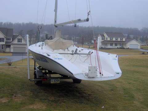 SR Max 21, 1993 sailboat