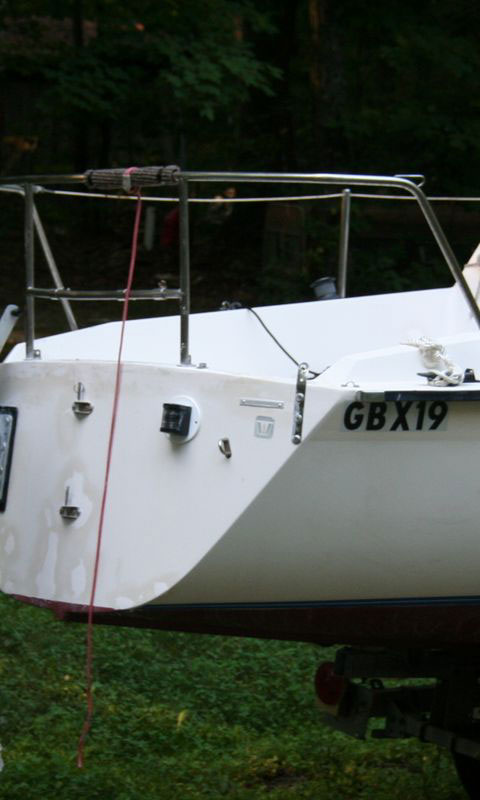 Starwind 19, 1983 sailboat