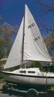 1983 Starwind 19 sailboat