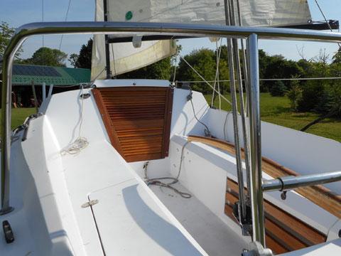 Wellcraft Starwind 19, 1983 sailboat