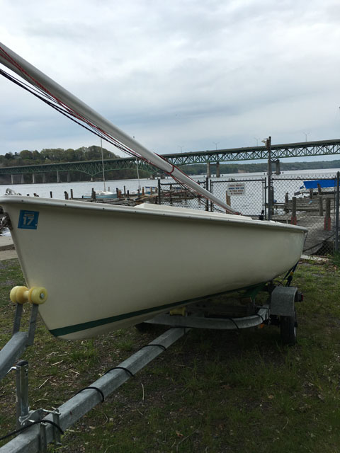 Tanzer 16, 1983 sailboat