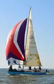 1985 Tartan 270 sailboat