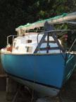1962 Tartan 27 sailboat