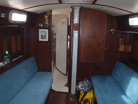 Tartan 34-2, 1985 sailboat