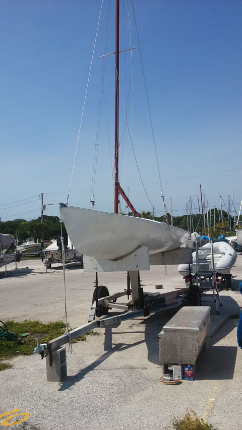 International Tempest 22, 1973 sailboat