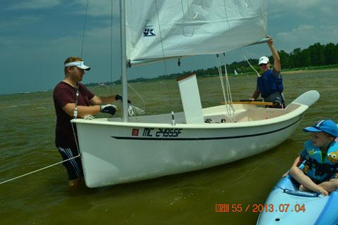 Trinka 12, 2003 sailboat