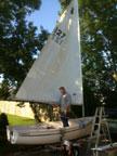 2003 Trinka 12 sailboat