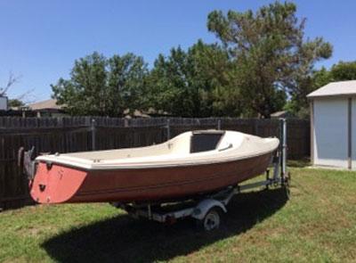 Bayliner  US 18, 1981 sailboat