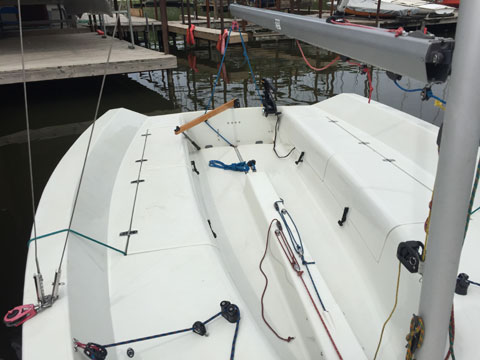 Vanguard Nomad 17, 2004 sailboat