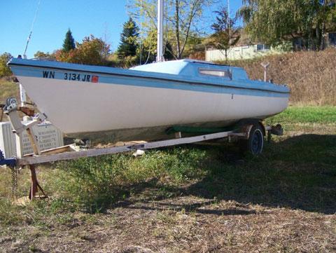 MacGregor Venture 21, 1974 sailboat