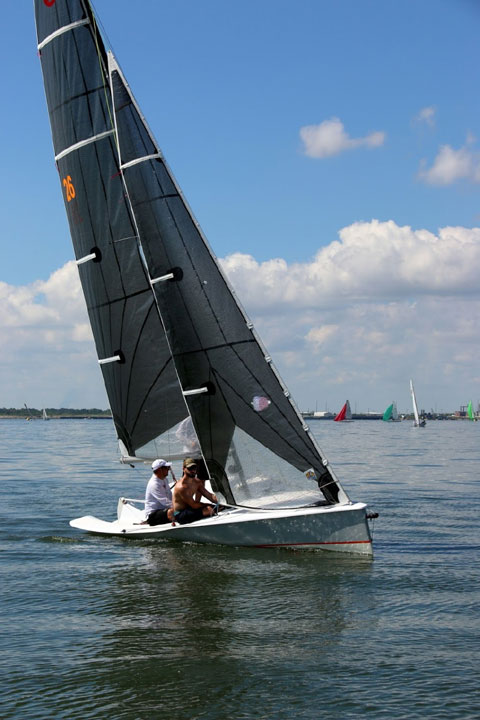 Viper 21 ft., 1997 sailboat