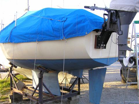 Westerly Super Cirrus 22, 1971 sailboat