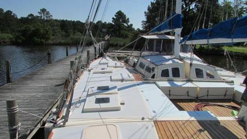 Wharram Tiki 46 Catamaran, 2002 sailboat