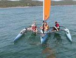 Windrider trimaran, 2003 sailboat