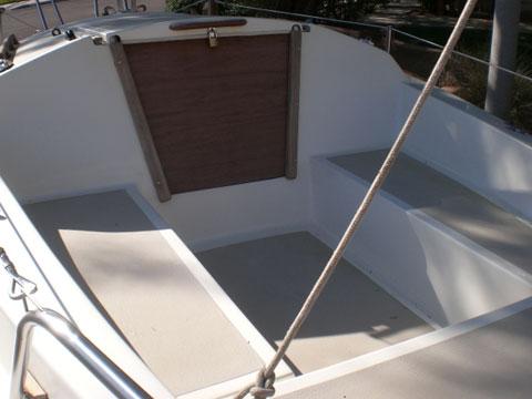 Laguna Yachts Windrose 5.5, 1983 sailboat