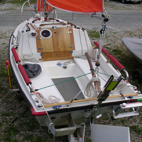 West Wight Potter 15, 1989 sailboat