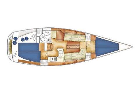X-Yacht X 37, 2006 sailboat