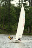 1982 International 470 sailboat