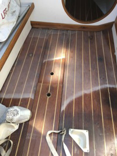 Alerion 28, 2003 sailboat