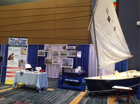 B&B YACHT DESIGN AMANDA SAILING DINGY kit sailboat