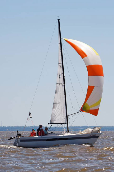 AMF 2100, 1982 sailboat