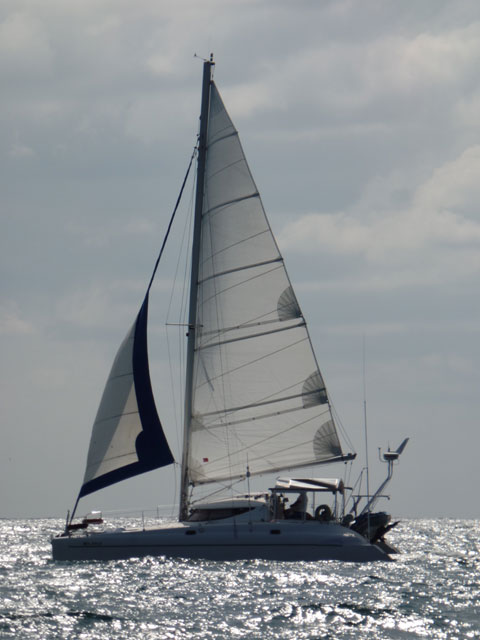 Fountaine Pajot Athena, 1995 sailboat