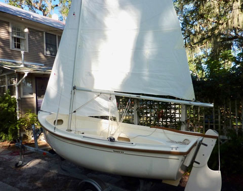 Bauer 12 Sloop, 2014 sailboat