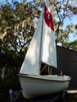 2014 Bauer 12 sailboat