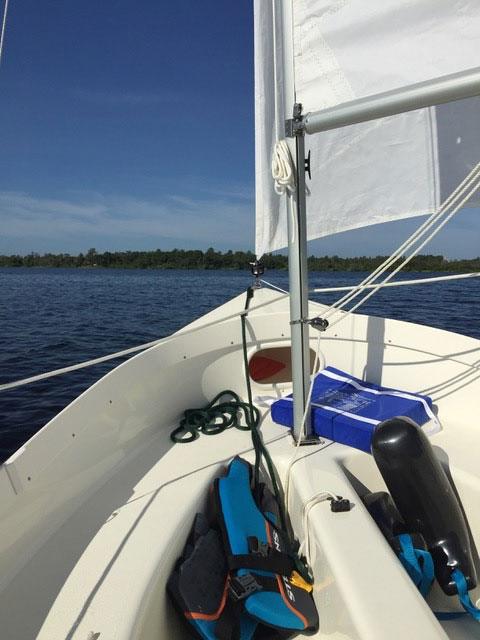 Bauer 12.5, 2016 sailboat
