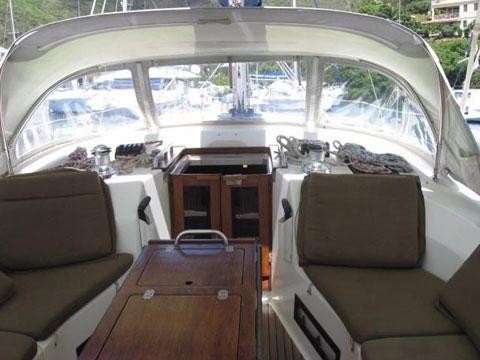 Bavaria 45, 2011, BVI (Tortola) sailboat