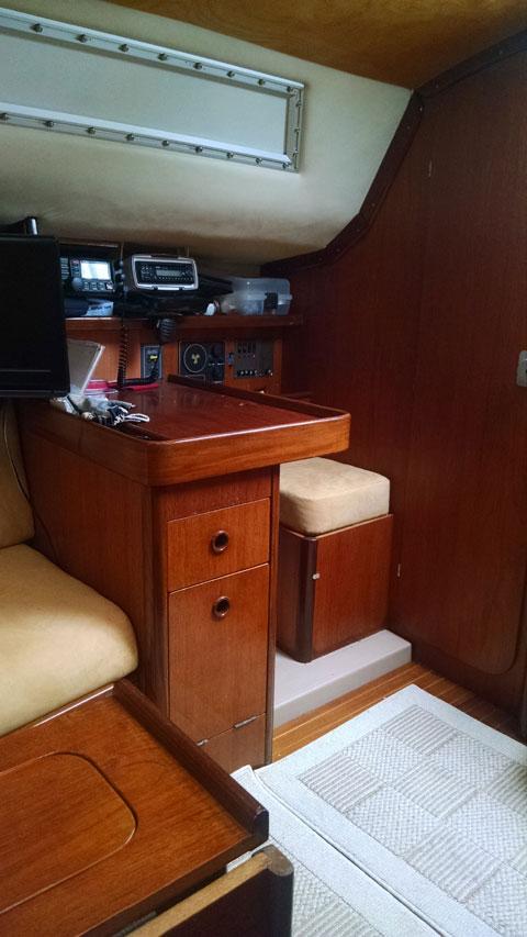 Beneteau First 29, 1987 sailboat