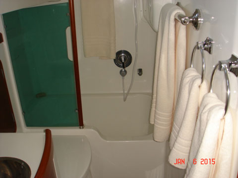Beneteau Oceanis 44CC, 1996 sailboat
