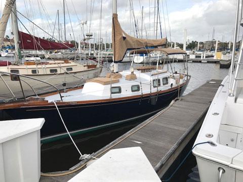 Bristol 29 sailboat