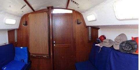 Cal 2-27, 1976 sailboat