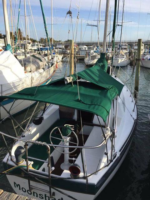Cal 2-29, 29', 1975 sailboat