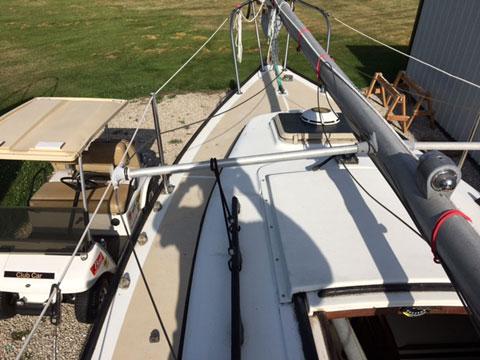Cape Dory 22, 1982 sailboat