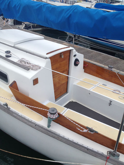 Cape Dory 25, 1975, Canyon Lake, Texas, sailboat for sale