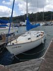 1975 Cape Dory 25 sailboat