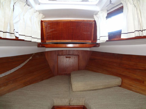 Cape Dory Cutter 30', 1984 sailboat