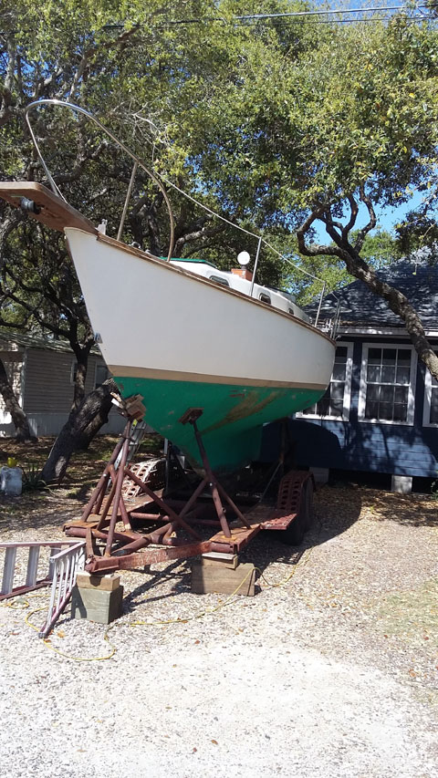 Cape Dory 30 Ketch, 1978 sailboat