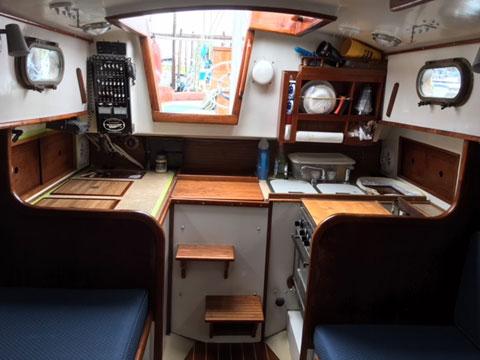 Cape Dory 30 Ketch, 1976 sailboat