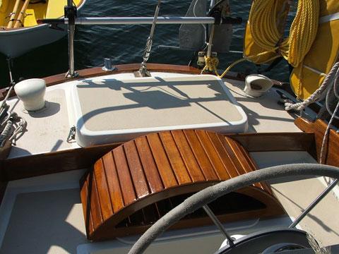 Cape Dory 36, 1980 sailboat