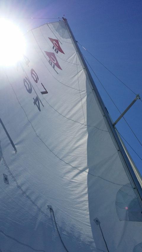 Catalina Capri 18, 1993 sailboat
