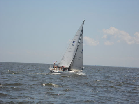 Capri 22, 1985 sailboat