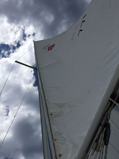 Catalina Capri 22, 1995 sailboat