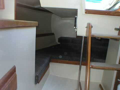 Capri 26, 1990 sailboat