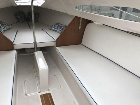 Catalina 22 Sport, 2013 sailboat