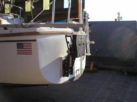 Catalina 22 Swing keel, 1986 sailboat