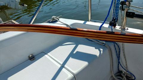 Catalina 22, 1991 sailboat